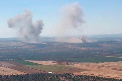 «Искандер-М» атаковал объект сбойцами иностранной ЧВК вСирии