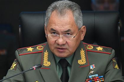 Шойгу прибыл вБелоруссию срабочим визитом