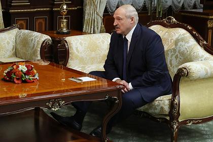 Лукашенко раскрыл содержание переговоров с Путиным