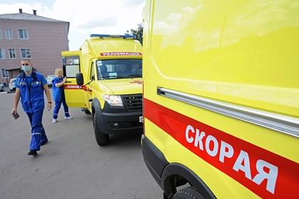 В России водителя скорой избили на вызове