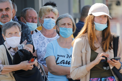 Украина побила рекорд по заражениям коронавирусом photo