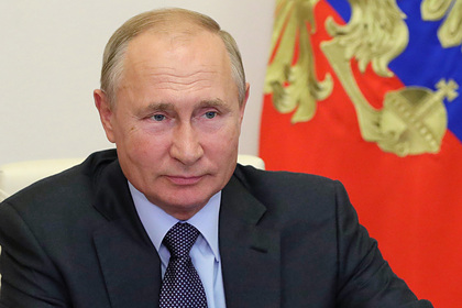 Путин наградил Медведева