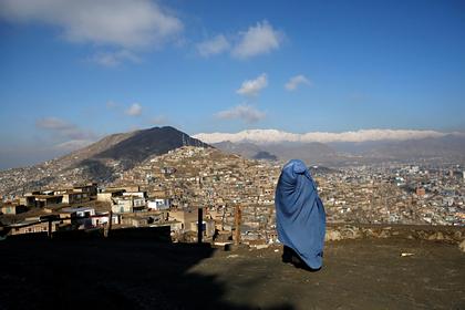Виды Афганистана