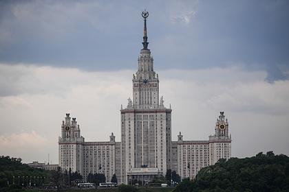 В гимназии при МГУ ответили на данные о переводе сына Лукашенко
