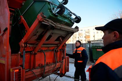 Ответственные за мусор в России оказались на грани краха