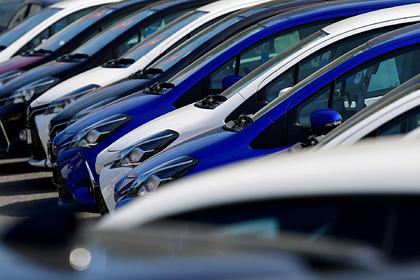Европейцы расхотели покупать автомобили
