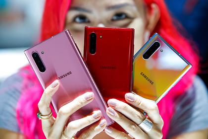 Названы лучшие смартфоны