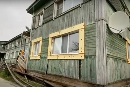 Россиянам из «поехавшей деревяшки» выделят новое жилье