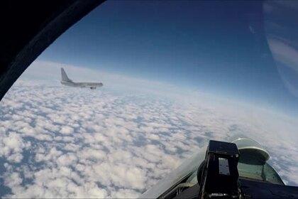 Российский истребитель перехватил «Посейдона» ВМС США над Балтийским морем