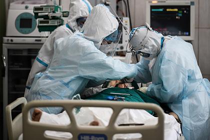 Объявлено число новых случаев заражения коронавирусом в России