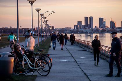 В Эстонии ограничили продажу алкоголя из-за коронавируса