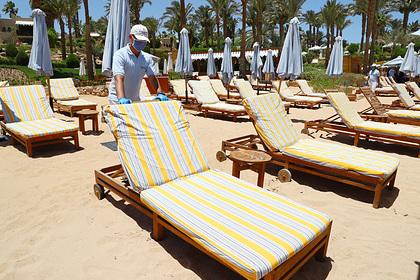 Стали известны условия допуска россиян на любимые курорты Египта