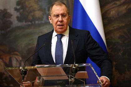 Лавров рассказал о роли «русофобского меньшинства» в отношениях Евросоюза и России
