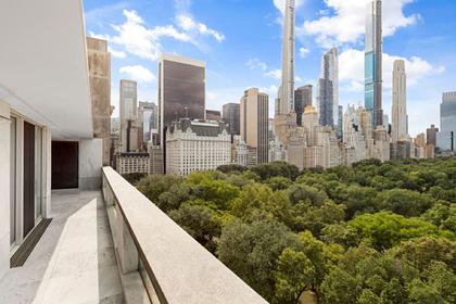 В Нью-Йорке выставили на продажу квартиру Рокфеллера