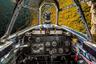 Ла-7 считается лучшим советским истребителем периода Второй Мировой войны. Это была глубокая модернизация Ла-5. Поступивший на вооружение в 1944 году самолет во многом превосходил немецкие. Самым известным летчиком, летавшим на Ла-7, считается трижды Герой Советского Союза Иван Кожедуб. На этом самолете он сбил, по разным версиям, от 15 до 17 машин противника, среди которых, по слухам, был реактивный истребитель Me-262. При этом конструкция планера с преобладанием деревянных элементов обусловила то, что ресурс Ла-7 определялся в два года, что слишком мало для мирного времени, из-за чего уже в 1947 году от самолета отказались. За эти годы было произведено 5,9 тысячи Ла-7.