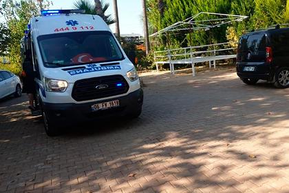 Попавший в ДТП в Турции российский журналист рассказал о случившемся