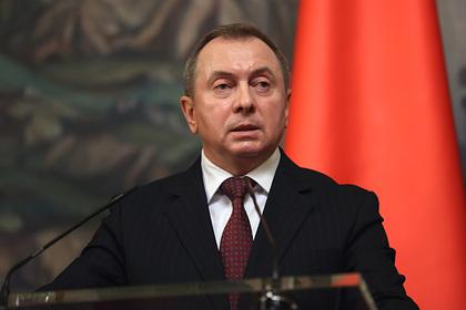 Белоруссия пригрозила ответом на санкции Евросоюза