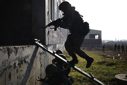 Российский военный погиб из-за случайного выстрела сослуживца