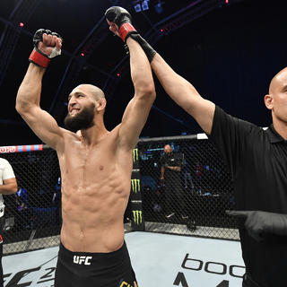 Новый Хабиб заключил пари с соперником: Бокс и ММА