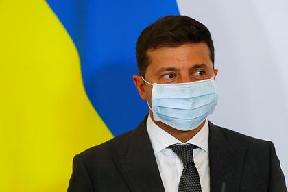 Зеленский назвал виновных в ухудшении ситуации с коронавирусом на Украине