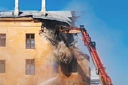 Названо условие реновации по всей России