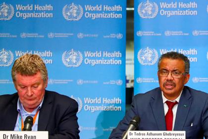 В ВОЗ сочли смертность от коронавируса неприемлемой