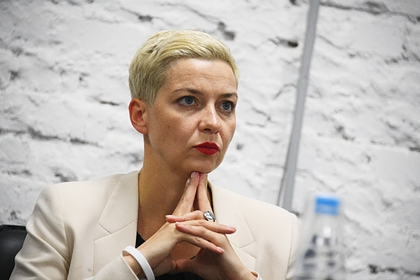 Заявление Колесниковой о похищении передали в МВД Белоруссии