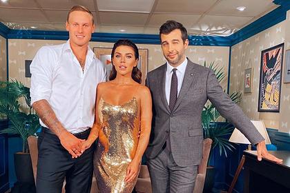 Анна Седокова вышла замуж в третий раз