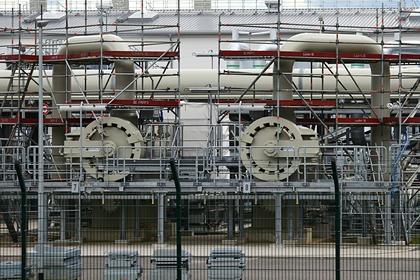 В Германии оценили риски остановки строительства «Северного потока-2»
