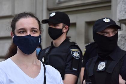 На Украине выросло число заразившихся коронавирусом