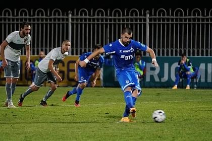 Грузинский политик назвал победу местного клуба над «Динамо» местью России