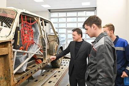 Воробьев проверил работу учебного центра BOSCH