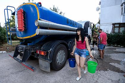 В еще одном районе Крыма ограничат водоснабжение