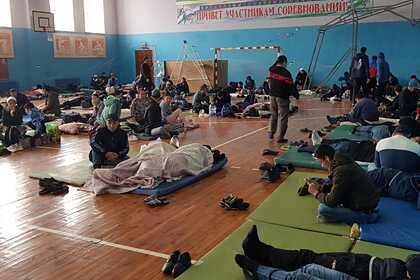 В российском регионе ограничили движение иностранцев