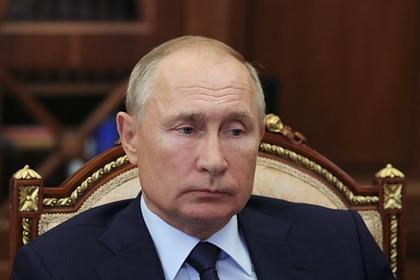 Путин обвинил США в создании Россией гиперзвукового оружия