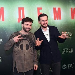 Зураб Матуа и Андрей Аверин