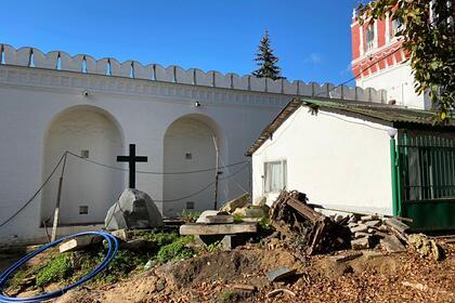 В Москве разрушили памятник мировой культуры