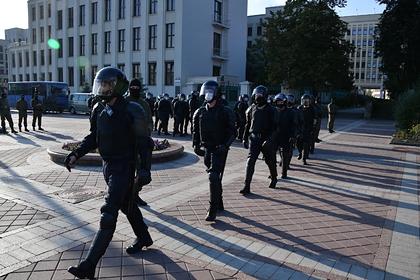 МВД Белоруссии отреагировало на утечку данных правоохранителей