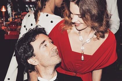 Стали известно о свадьбе Натальи Водяновой с миллиардером