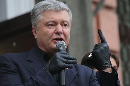 Порошенко приписал себе спасение Украины от «агрессора»