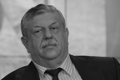 Смерть ведущего «Русского лото» Михаила Борисова подтвердили