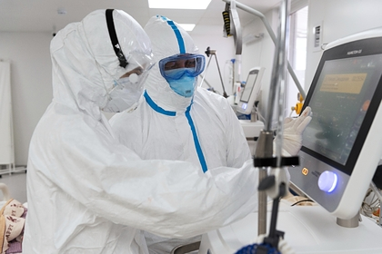 В России выявили 6148 новых случаев заражения коронавирусом