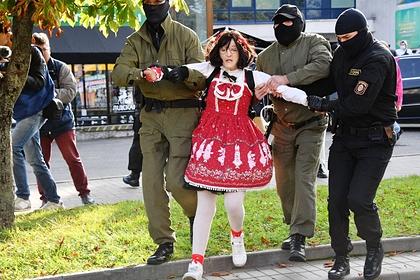 В Белоруссии сообщили о 430 задержанных на прошедших протестах
