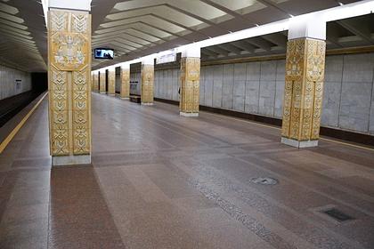 В Минске закрыли шесть станций метро