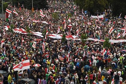 Правозащитники сообщили о 58 задержанных на митингах в Белоруссии