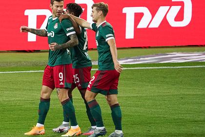 Гол Смолова позволил «Локомотиву» прервать серию из пяти матчей без побед в РПЛ