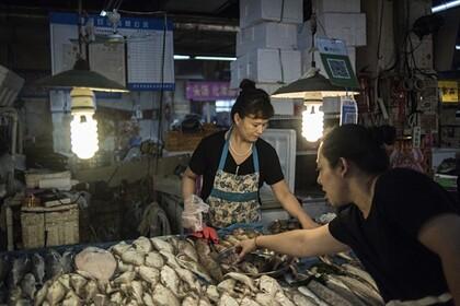 В Китае коронавирус обнаружили на упаковке продуктов из России