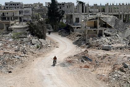 В России предупредили о подготовке провокации боевиками в Сирии