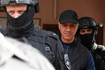 Быкова заподозрили в заказе убийства вице-президента федерации бокса Красноярска