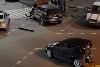 Россиянин погиб в «пьяной» аварии по вине сына вице-губернатора